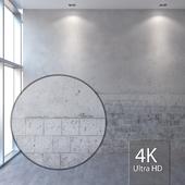 Concrete wall 495