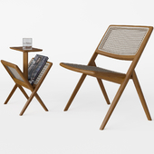 Mungaru Lounge Chair