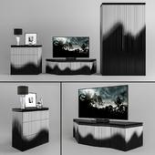 Rain furniture set