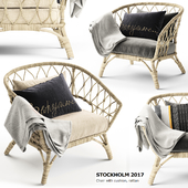 Chair STOCKHOLM 2017 Ikea / Ikea