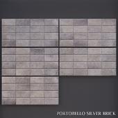 Keros Portobello Silver Brick