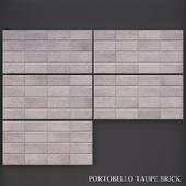 Keros Portobello Taupe Brick