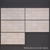 Keros Portobello Ivory Brick