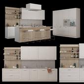 Euromobil Kitchen Quadrica