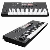 Native Instruments Komplete Kontrol S49 MK2 MIDI Master Keyboard 49 keys