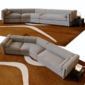 Howard sectional  sofa