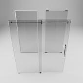 Glass shower part Enigma