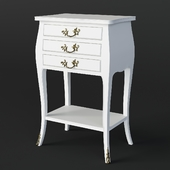 Montigny Bedside Table M845
