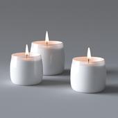 Candles IKEA Friskhet