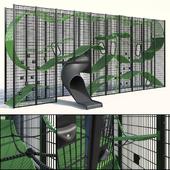 Wall Holla Playground