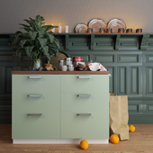 Ikea Metod set