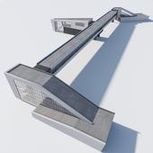 MCC Pedestrian Bridge