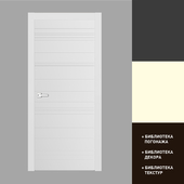 Alexandrian doors: model Labirint 1 (collection Premio)