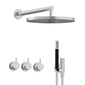 VOLA Thermostatic Shower Mixer 02