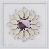 HPDecor _ Mirror Shabby Flower