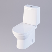 Sanita Luxe Next toilet bowl