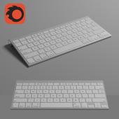 Magic Keyboard - Corona Renderer