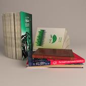 Books mjr