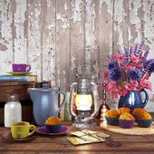 Provence decoration set