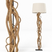 Kare scultra Lamp