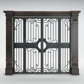 Iron gate antrandes 02