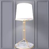 Restoration Hardware MARTEL TABLE LAMP