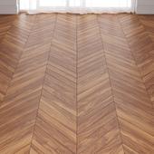 Marmara Walnut Wood Parquet Floor in 3 types