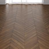 Teak Wood Parquet Floor in 3 types