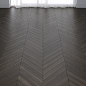 Dark Plum Wood Parquet Floor in 3 types