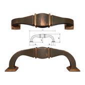 Furniture handle-staples Makmart