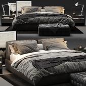 Poliform - Bolton Bed