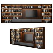 Bookcase Poliform 03