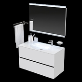 Sink-tabletop Laufen Palomba collection 817806.