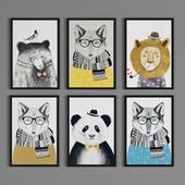 Kids Canvas Art Prints_10