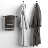 Bathrobes and towels 2