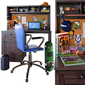 Workplace for a teenager