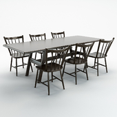 Dining tables and chairs antrandes