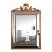 Mirror Ambren Gold