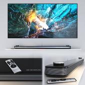 LG SIGNATURE Wallpapper OLED 4K TV