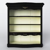 Montigny Cavaillon Large Open Bookcase M511