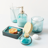 Bath accessories Moroshka Naturel