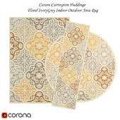Carson Carrington Huddinge Floral Ivory