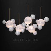 Giopato & Coombes Bolle 24 Bubble 2 Frost/gold