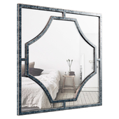 Dutchess Framed Accent Mirror BLMS3706
