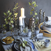 Table setting 25