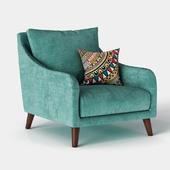 Twils Revival armchair