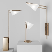 Forma lamps by Circa Lighting