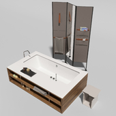 makro bathroom set