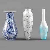 Vase set 01
