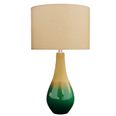 Marcin Ombre Table Lamp - Sea Green